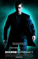 poster from the bourne supremacy