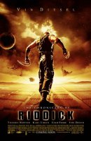 poster from the chronicles of riddick