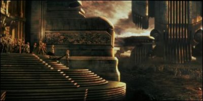 the chronicles of riddick - a shot from the film