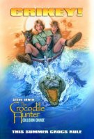 poster from the crocodile hunter