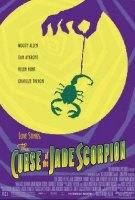 poster from the curse of the jade scorpion