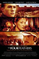 poster from the four feathers