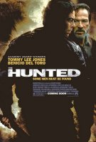 poster from the hunted