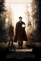 poster from the illusionist