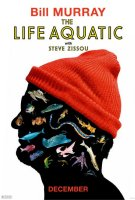 poster from the life aquatic with steve zissou