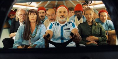 the life aquatic - a shot from the film