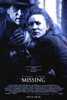 poster from the missing