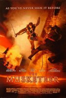 poster from the musketeer