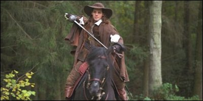 the musketeer - a shot from the film