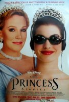 poster from the princess diaries