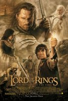 poster from the lord of the rings: the return of the king