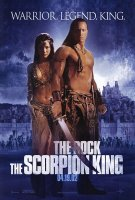 poster from the scorpion king