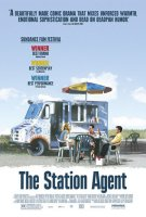 poster from the station agent