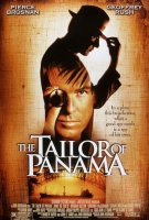 poster from the tailor of panama