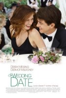 poster from the wedding date