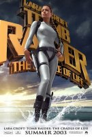poster from lara croft tomb raider: the cradle of life