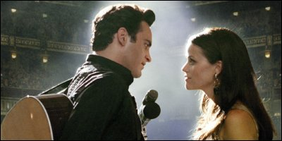 walk the line - a shot from the film